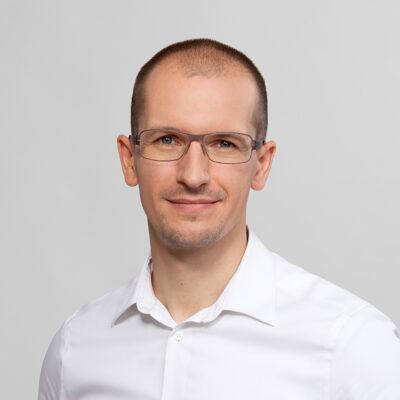 Mister Spex CTO André Neubauer