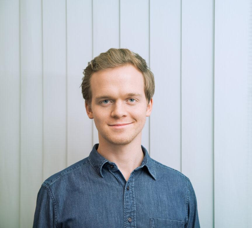 Mister Spex Managing Director Johan Nordström