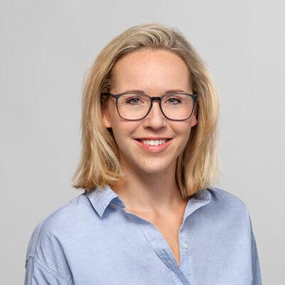 Mister Spex Vice President Public Relations Katharina Berlet