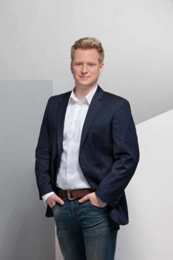 Mister Spex CMO Dr. Jens Reich