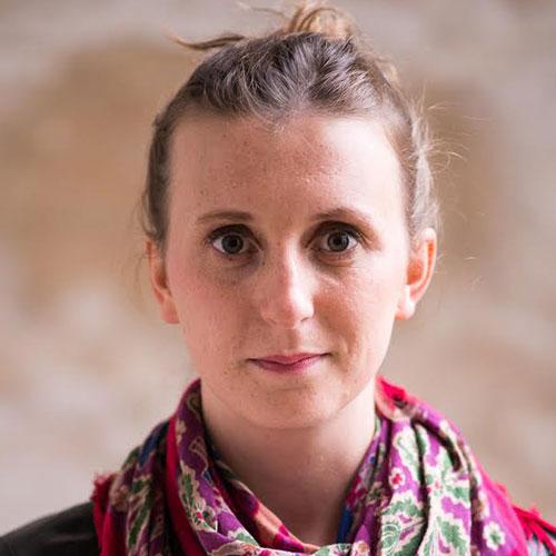 Anne-Camille Marguet-Tainturier, Gründerin www.euvino.eu (ehemalige Mitarbeiterin, Online Marketing)