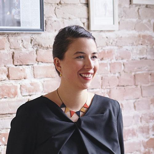 Corinna Powalla, Gründerin www.modomoto.de (ehemalige Mitarbeiterin im Bereich Finance)