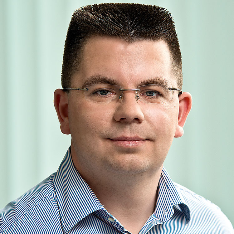 Mister Spex Managing Director Dirk Graber