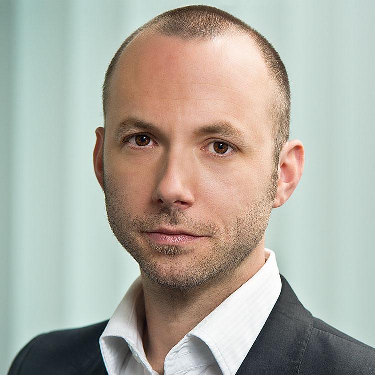 Mister Spex Geschäftsführer Dr. Mirko Caspar