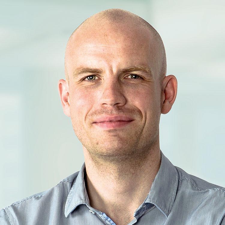 Mister Spex Geschäftsführer Robert Motzek