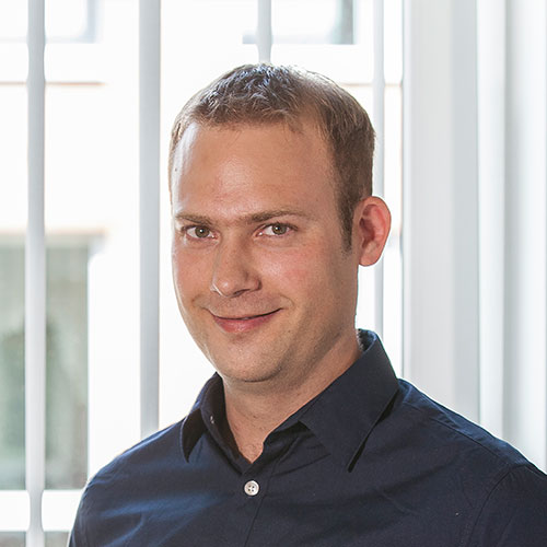 Kevin Wölfer (Mitarbeiter Mister Spex, IT)