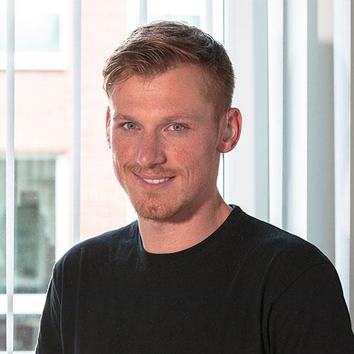 Tobias Wiedemann (Mitarbeiter Mister Spex, Lager und Logistik)