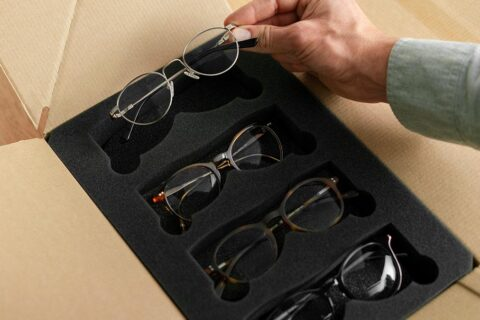 Mister Spex Home Trial Package