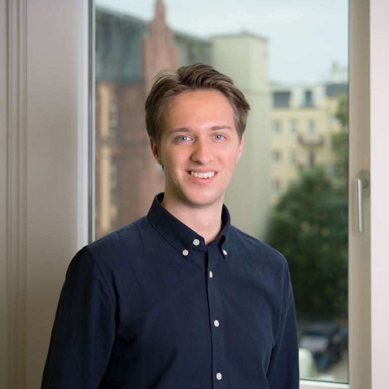 Gustaf Sjöblom (Digital Marketing Manager)