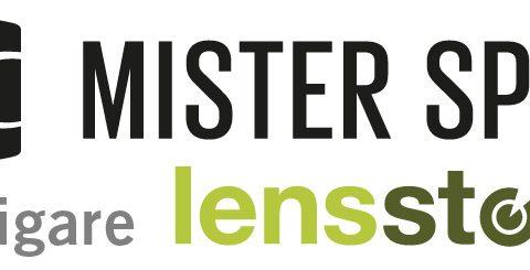 Logo Mister Spex x Lensstore