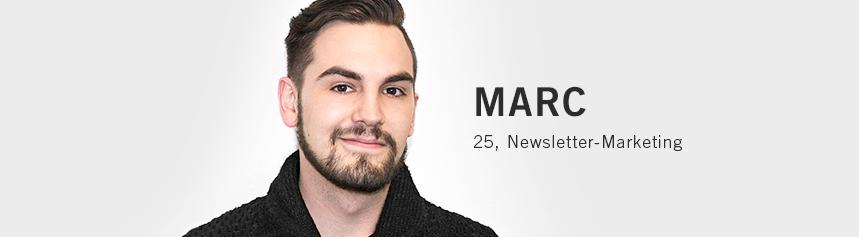 DAS MISTER SPEX-TEAM #14 – Marc aus dem CRM-Team