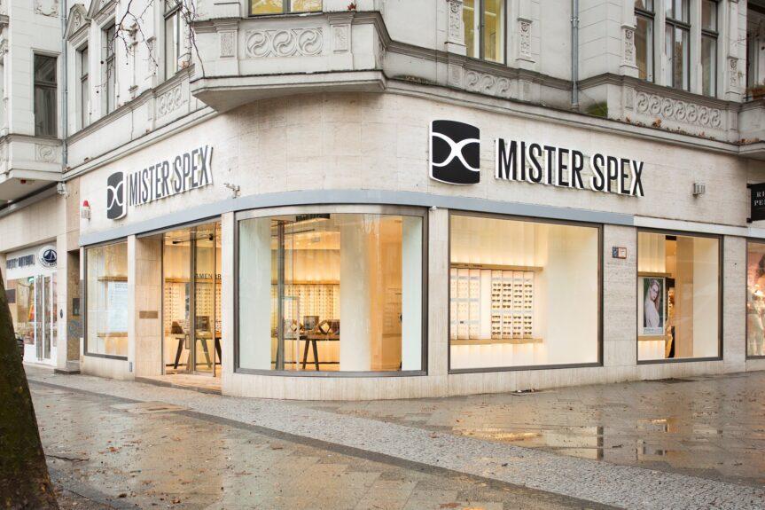 Mister Spex eröffnet neuen Store in Berlin-Steglitz