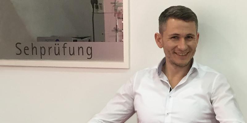 """Mister Spex Partneroptiker im Porträt #18 – """"Pavel Hören & Sehen"""" aus Stuttgart"""
