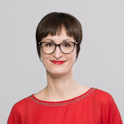 Anastasia Hansen, <br/> Senior PR Manager - Mister Spex