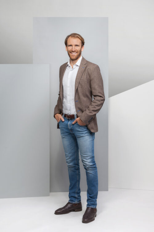 Mister Spex CEO Nils Rådström