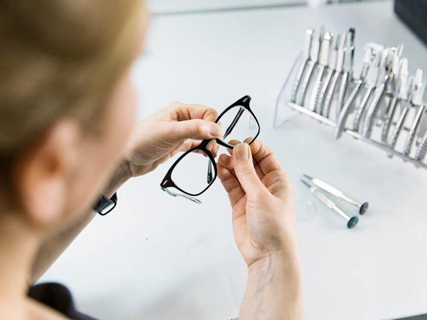 Det nya sättet att köpa glasögon