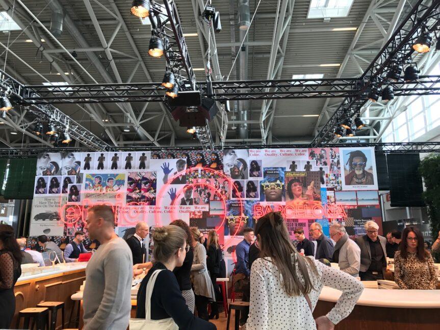 Neueste Trends & gute Talks: Die opti 2018