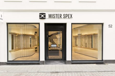 Mister Spex Store Münster