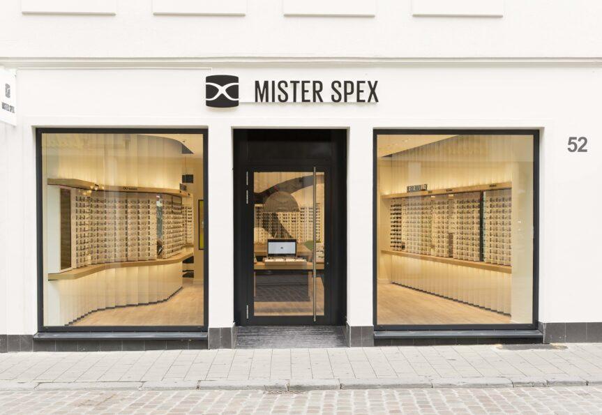 Passend zum 10. Jubiläum: Mister Spex eröffnet zehnte Filiale in Münster