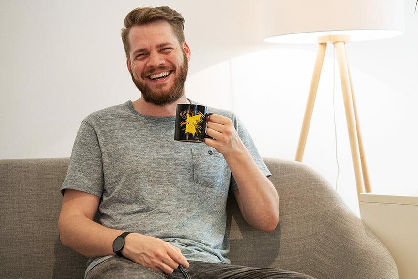 Spexies und ihre Kaffeetassen #4: Stephan im Pokémonfieber