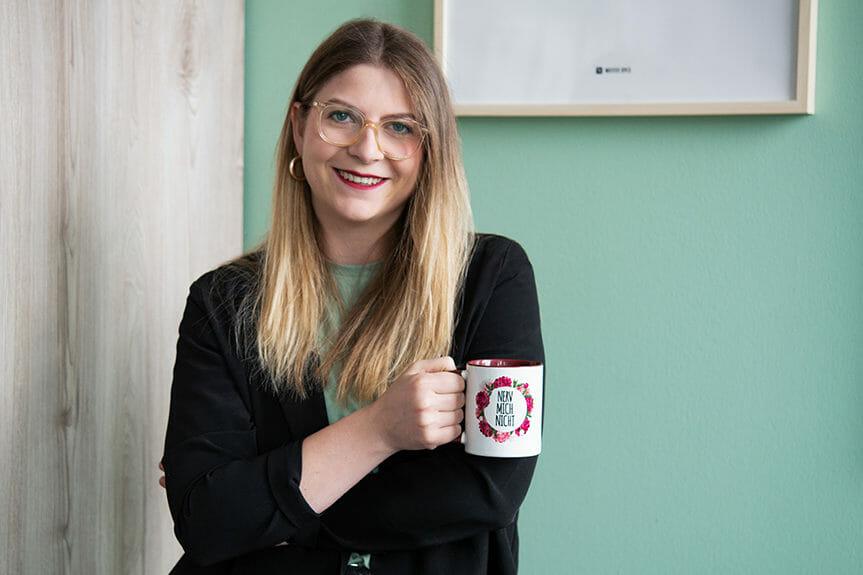 Spexies und ihre Kaffeetassen #5: Lena sagt's durch die Blume