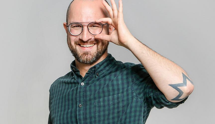 Das Mister Spex-Team #28 – Benny Bendt, Augenoptiker im Einkaufsteam