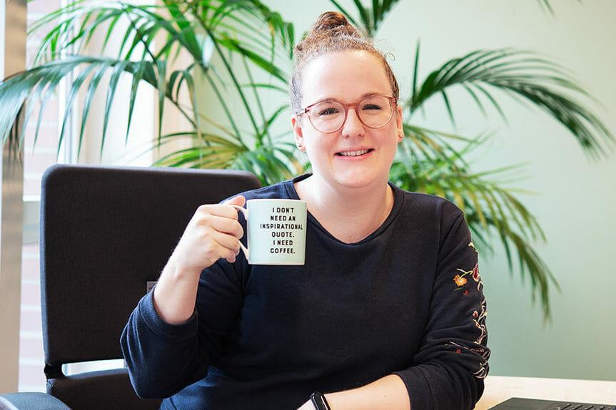 Spexies und ihre Kaffeetassen #6: Conny spricht ganz subtil Klartext