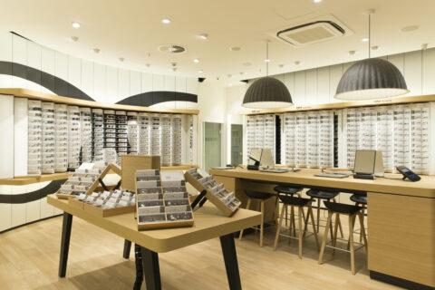 Mister Spex-Store Frankfurt