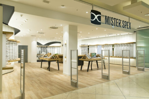 Mister Spex Store Hannover / Ernst-August-Galerie