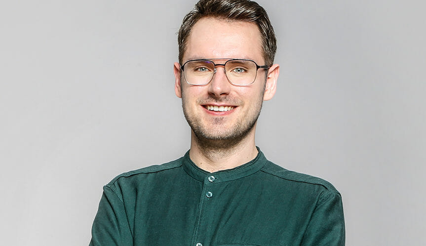 Das Mister Spex-Team #31 – Craig Kershaw, UX/UI Designer im Product Management