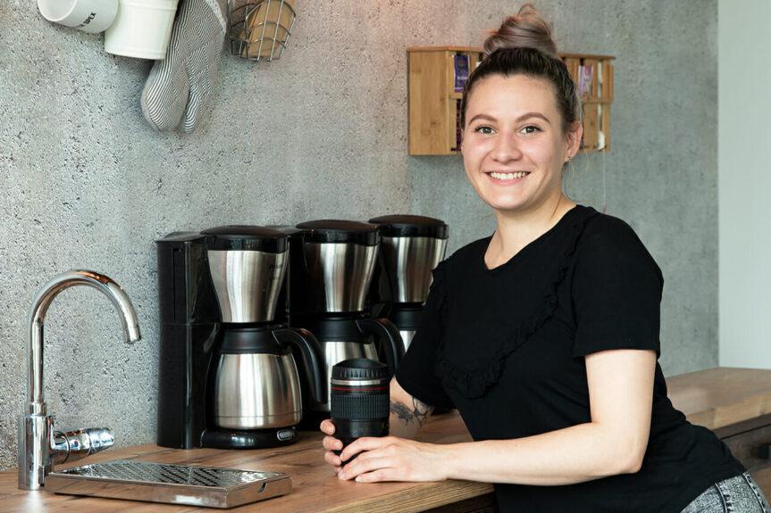 Spexies und ihre Kaffeetassen #9: Roxana und ihr Objektiv für alle Fälle
