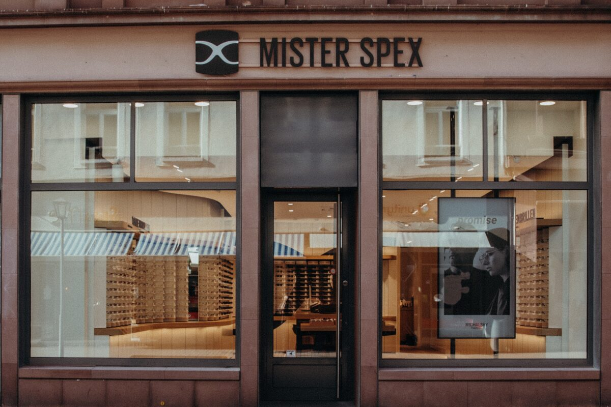 Mister Spex Stores