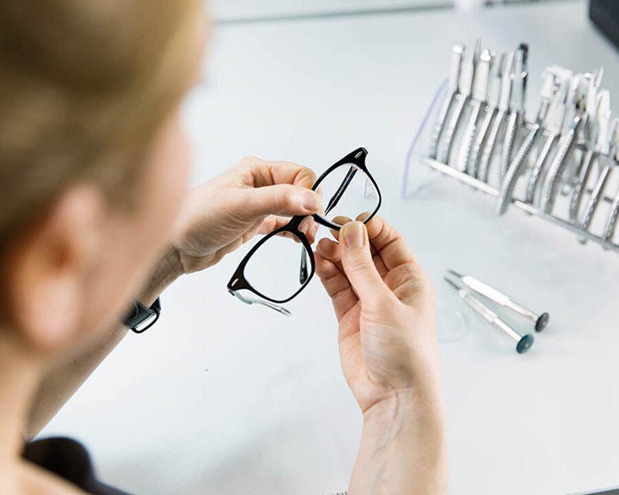 Die zeitgemäße Art, Brillen zu kaufen