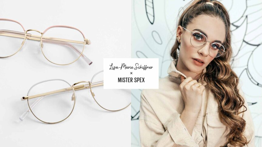New in: Lisa-Marie Schiffner x Mister Spex
