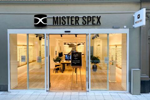 Mister Spex Store Stockholm / Drottninggatan