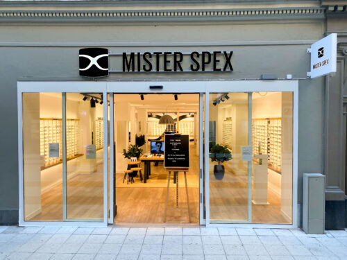 Premiere of Europe's leading omnichannel optician in Sweden: Mister Spex opens first stores in Stockholm