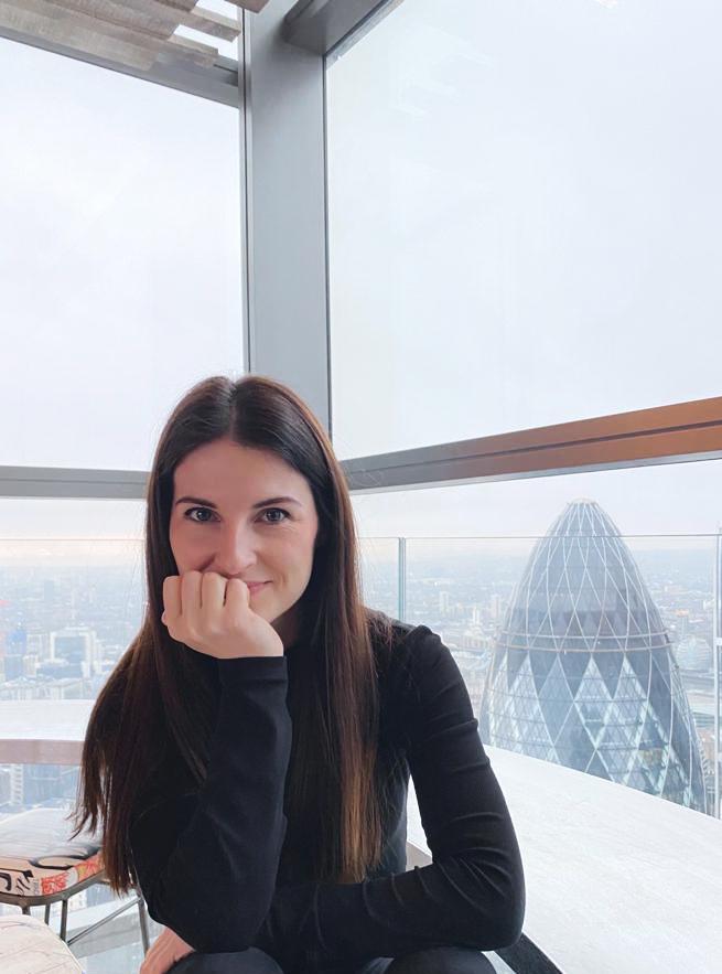 Urszula Zaskorska - Team Lead Social Media & Influencer Marketing | Mister Spex